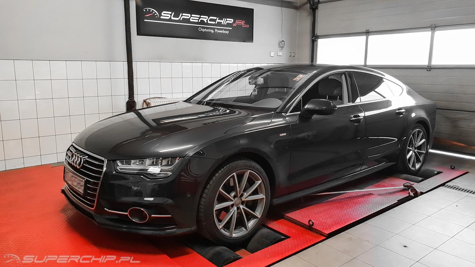 Powerbox  Audi A7 2.0 TFSI 252 KM 185 kW