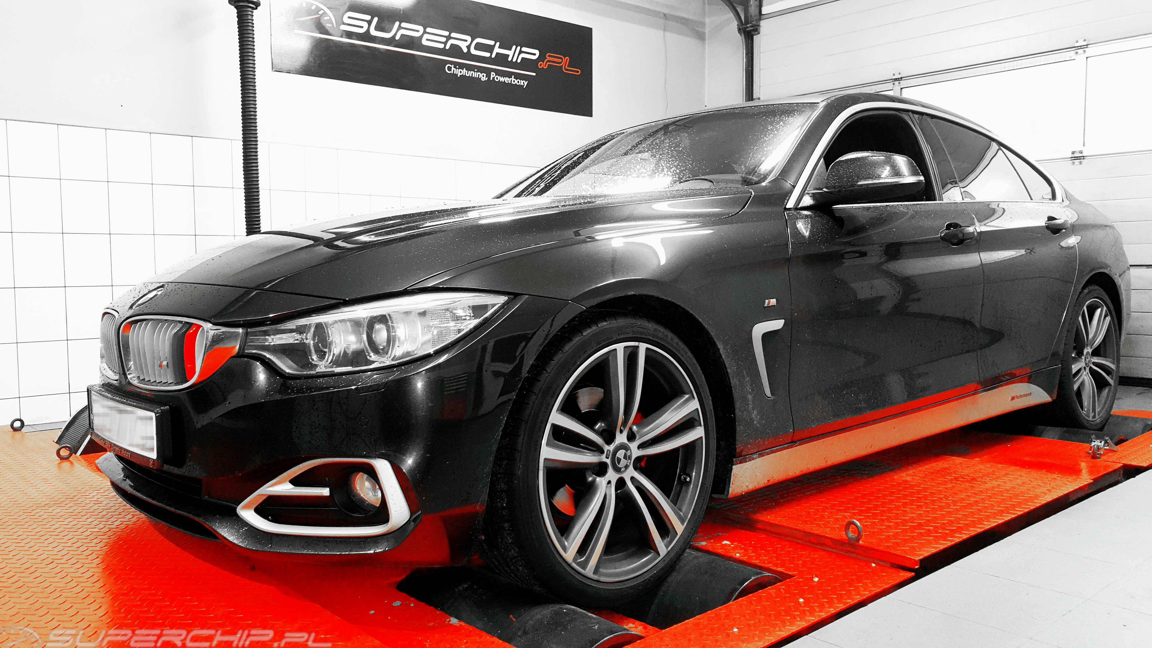 BMW 4 420d 190 KM
