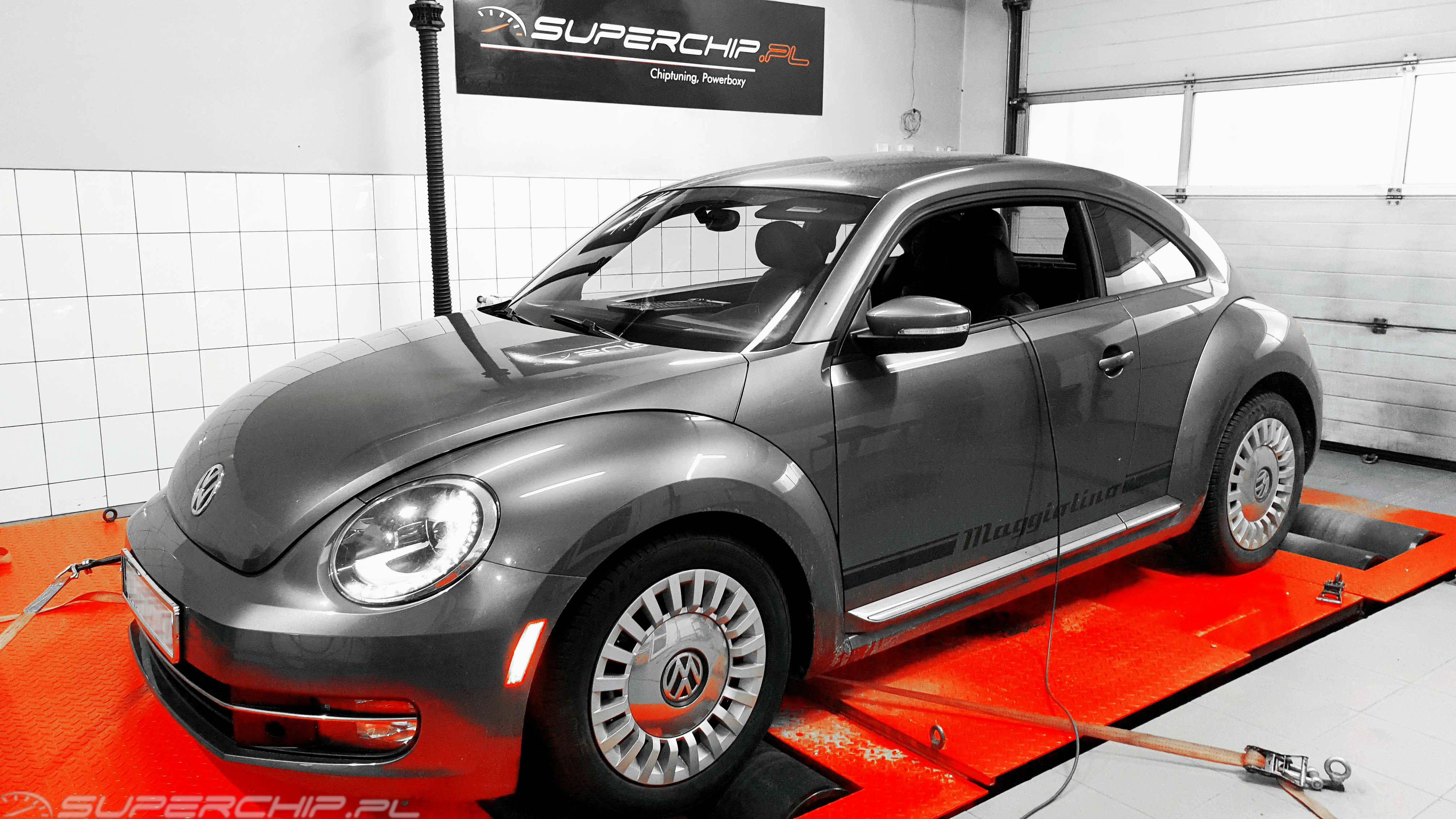 VW New Beetle 1.8 TSI 160hp
