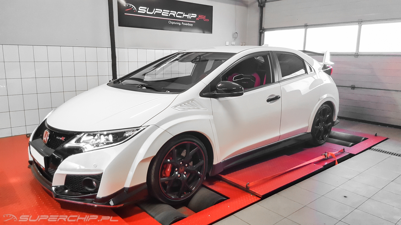 Chip tuning Honda Civic 2.0 TURBO 310 KM